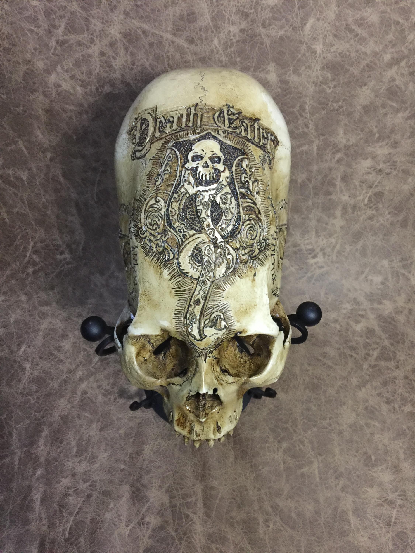 Death Eater Skull by Zane